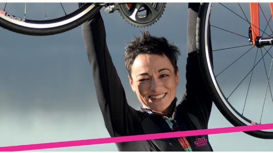 Sabrina Schillaci, da architetto a grande atleta di triathlon